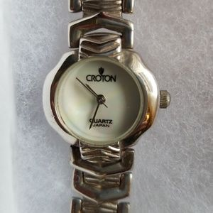 Sale💥Sterling Silver Croton Watch